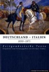 Deutschland - Italien 1850 -