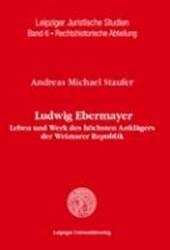 Ludwig Ebermayer