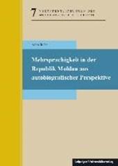 Mehrsprachigkeit in der Republik Moldau aus autobiografischer Perspektive