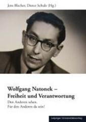 Wolfgang Natonek - Freiheit und Verantwortung