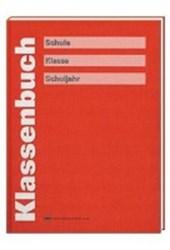 Klassenbuch (rot)