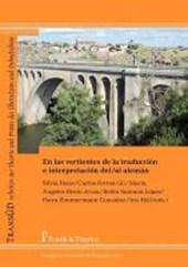 En las vertientes de la traducción e interpretación del/al alemán