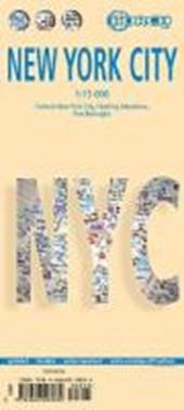 New York City 1 : 15 000. City Map