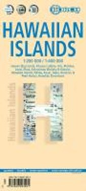 Hawaiian Islands 1 : 200 000 / 1 : 400 000