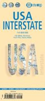 USA Interstate 1 : | auteur onbekend |