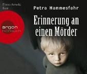 Erinnerung an einen Mörder (Hörbestseller)