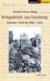 Kriegsbriefe aus Duisburg