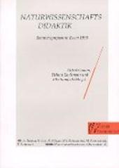 Naturwissenschaftsdidaktik - Sommersymposium Essen 1993