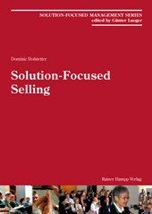 Solution-Focused Selling