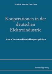 Kooperationen in der deutschen Elektroindustrie