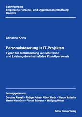 Personalsteuerung in IT-Projekten