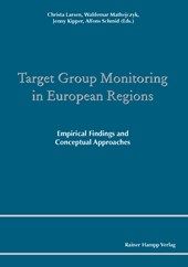 Target Group Monitoring in European Regions