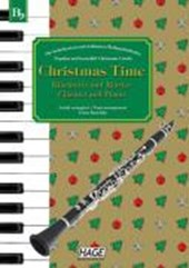 Christmas Time für Klarinette und Klavier / Clarinet and Piano | Franz Kanefzky |