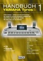 Yamaha Tyros 2, Handbuch