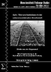 Opfer, Täter und Institutionen in der nationalsozialistischen Gesellschaft - Blicke aus der Gegenwart