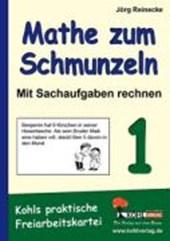 Mathe zum Schmunzeln - Sachaufgaben / 1. Schuljahr