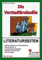 Die Vorstadtkrokodile / Literaturseiten