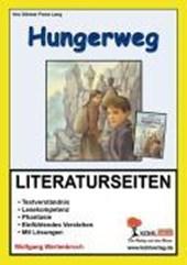 Hungerweg / Literaturseiten