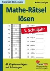 Mathe-Rätsel lösen / 3. Schuljahr