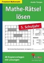 Mathe-Rätsel lösen / 5. Schuljahr