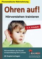Ohren auf! - Hörverstehen trainieren 3.-4. Schuljahr