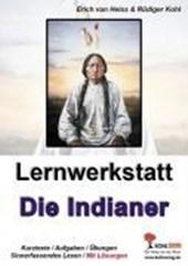 Lernwerkstatt - Indianer