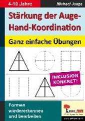 Stärkung der Auge-Hand-Koordination