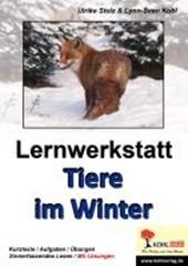 Lernwerkstatt - Tiere im Winter