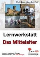 Lernwerkstatt - Mit dem Fahrstuhl ins Mittelalter