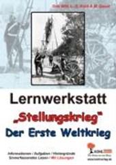 Lernwerkstatt - Der Erste Weltkrieg
