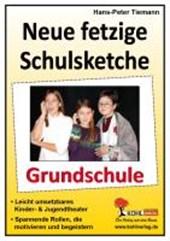 Neue fetzige Schulsketche / Grundschule