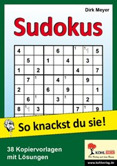 Sudokus - So knackst du sie!
