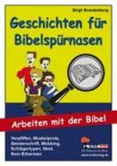 Geschichten für Bibelspürnasen