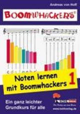 Noten lernen mit Boomwhackers / Band | auteur onbekend |