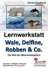 Lernwerkstatt Wale, Delfine, Robben & Co. Die Welt der Meeressäugetiere