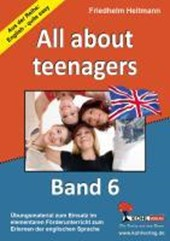 English - quite easy! (Band 6) All about teenagers