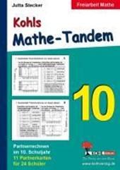 Kohls Mathe-Tandem / 10. Schuljahr