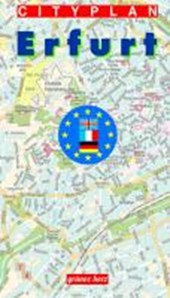 Erfurt Cityplan