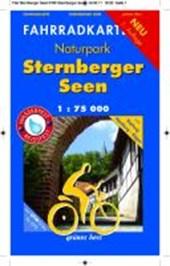 Fahrradkarte NP Sternberger Seen 1 :