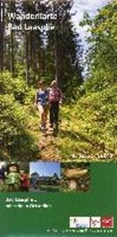Wanderkarte Bad Laasphe 1 : 25 000