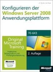 Konfigurieren der Windows Server 2008-Anwendungsplattform - Original Microsoft Training für Examen 70-643, 2.