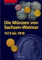Die Münzen des Hauses Sachsen-Weimar 1573 ¿