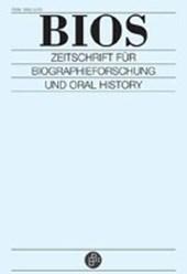 Kritische Erfahrungsgeschichte und grenzüberschreitende Zusammenarbeit - The Networks of Oral History