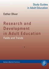 Research and Development in Adult Education | Esther Oliver |