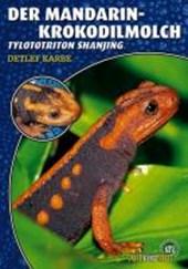 Der Mandarin-Krokodilmolch
