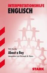 Interpretationshilfe Englisch: About a Boy | Nick Hornby |