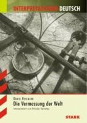 Die Vermessung der Welt. Interpretationshilfe Deutsch