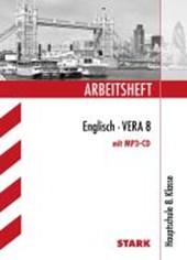 Arbeitsheft VERA 8 Hauptschule - Englisch mit CD