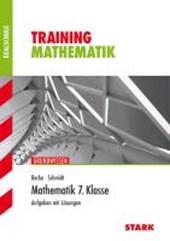 Training Mathematik 7. Klasse Realschule Grundwissen