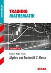 Training Mathematik Unterstufe. Algebra und Stochastik 7. Klasse